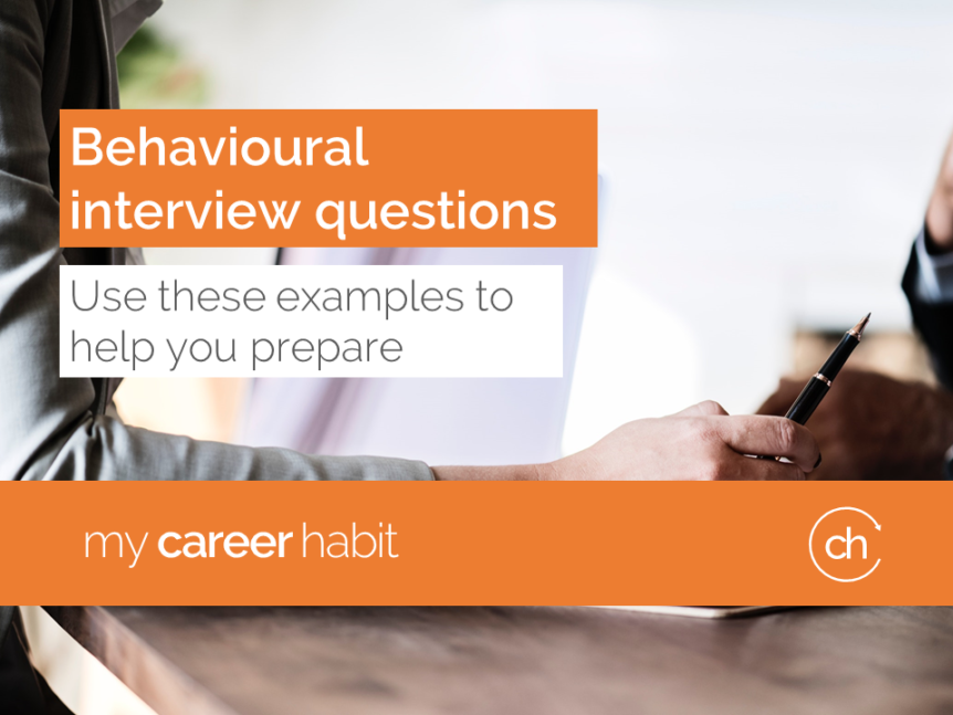 behavioural-interview-question-examples