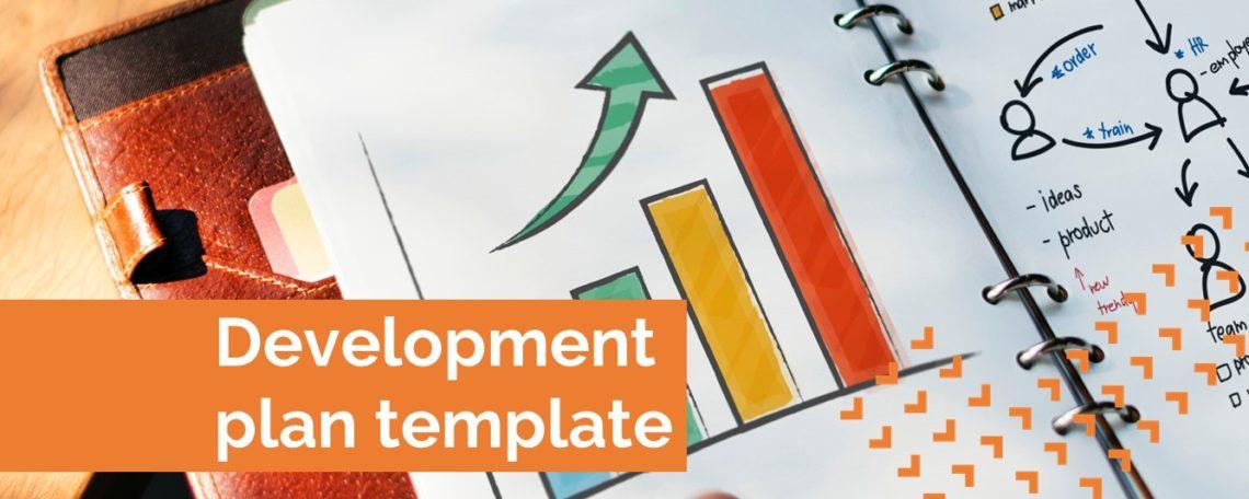 development plan simple template