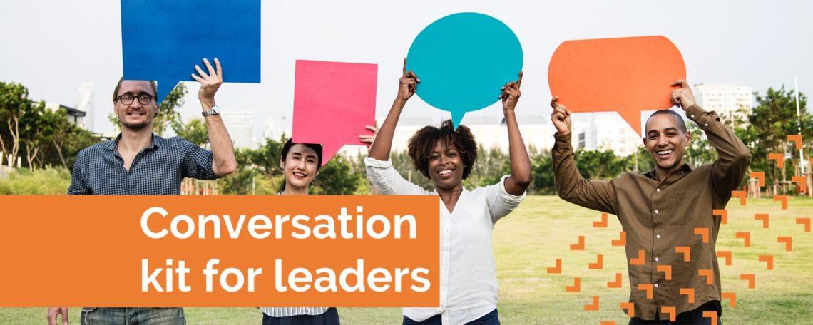 motivate team member development conversation kit
