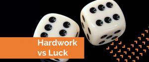 Luck critical success factor career