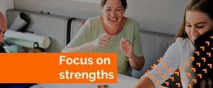 Help your team exercise their strengths so they can thrive at work