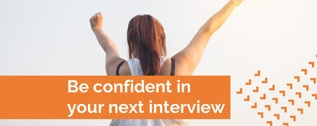 power posing confident job interview