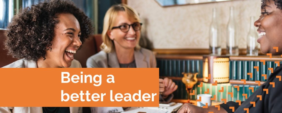 secret to being a better leader professional development